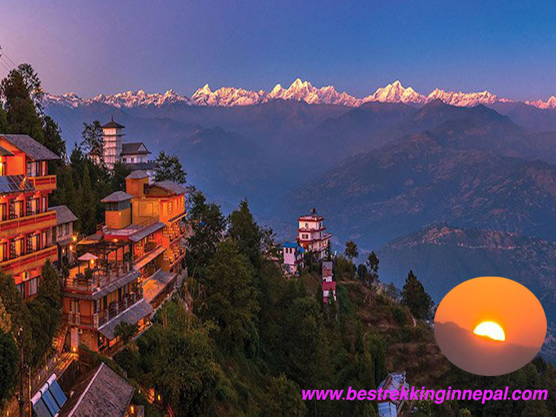 Nagarkot  Sunrise Hiking 2020